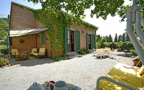Casa Santa Lucia, Villa for rent in Cortona, Tuscany