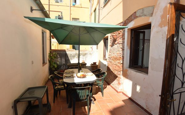 Casina Bella Di Lucca, Apartment for rent in Lucca, Tuscany