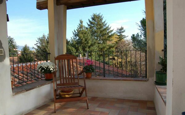 Gaia, Apartment for rent in Lucca, Tuscany
