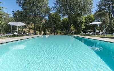 Villa Ivana - Cortona: Swimming pool