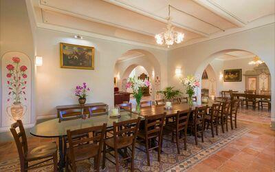 Villa Ivana: Dining room