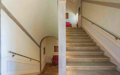 Villa Ivana: Stairways