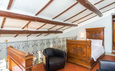 Villa Ivana: Twin bedroom