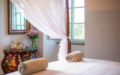 Villa Ivana: Top floor bedroom