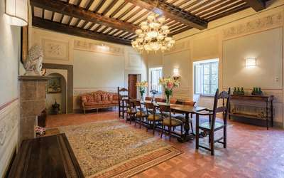 Villa Ivana: Noble floor