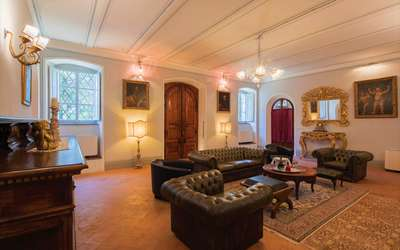 Villa Ivana: Second living room