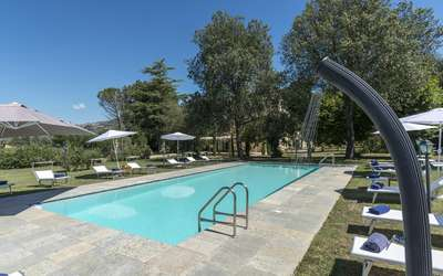 Villa Ivana - Cortona: Swimming Pool