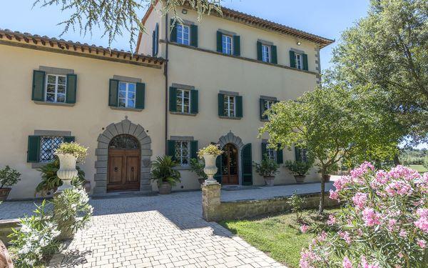 Villa Villa Ivana - Cortona in affitto a Ossaia