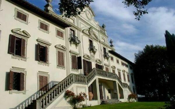 Villa Vistarenni, Villa for rent in Gaiole In Chianti, Tuscany
