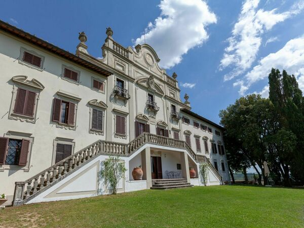 Contessa Di Gaiole, Villa for rent in Gaiole In Chianti, Tuscany