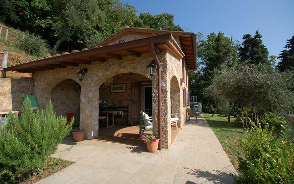 Landhaus Fragolotta in  Camaiore -Toskana