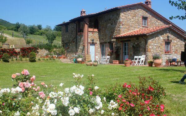 Villa Il Filosofo, Country House for rent in Piegaro, Umbria