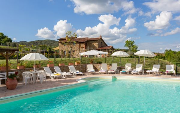 Villa Il Filosofo, Country House for rent in Piegaro, Umbria