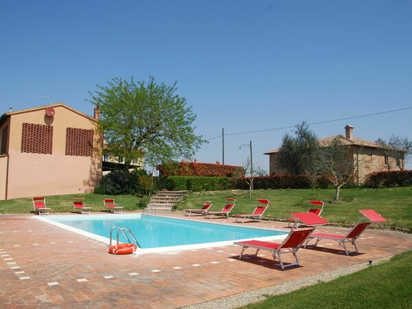Agriturismo Cabbiavoli, Country House for rent in Castelfiorentino, Tuscany