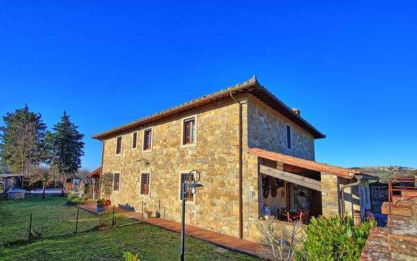 Apartment Casa Enrico in  Tignano -Toskana