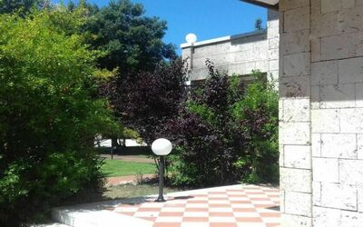 Villa Paradiso: Aussenbereich Villa Ronchi