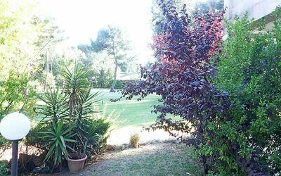 Villa Paradiso: Giardino della Villa