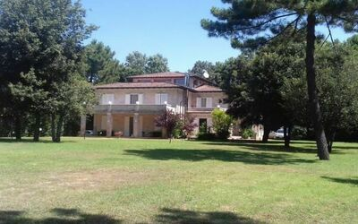 Villa Paradiso: Villa Forte dei marmi