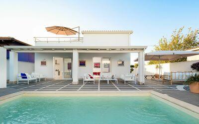 Villa Allegra: Ferienhaus Sizilien