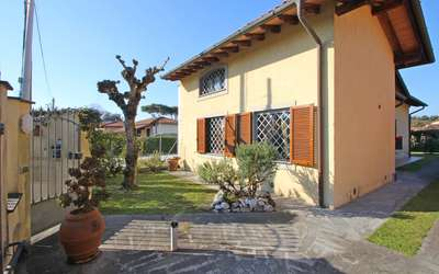 Casa Barbara: for rent in Forte dei marmi
