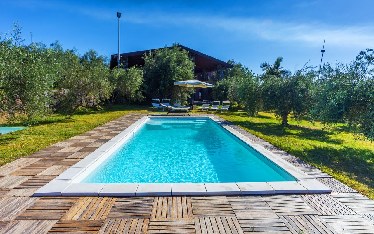 Villa for Rent in Sicily.