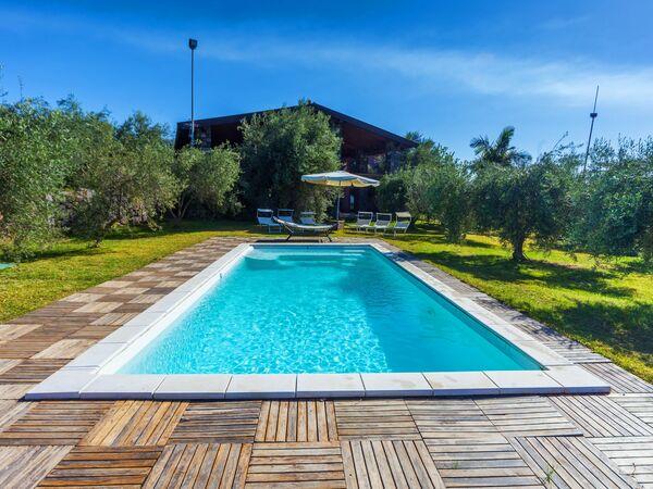Villa Villa Karen in  Aci Trezza -Sizilien