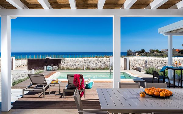 Lavanda, Villa for rent in Reitani, Sicily