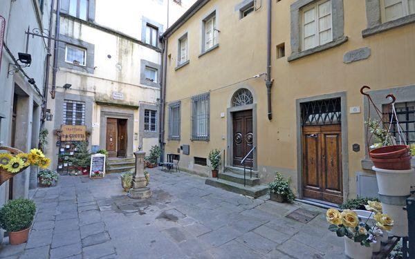 Susanna House, Apartment for rent in Cortona, Tuscany