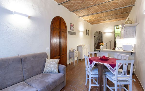 Marlene House, Apartment for rent in Cortona, Tuscany