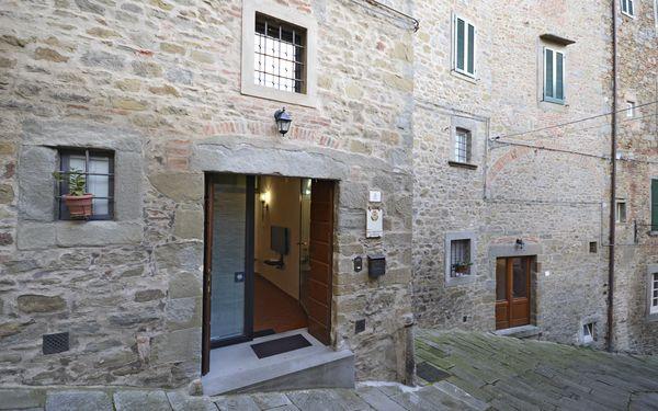 Mazzuoli House, Apartment for rent in Cortona, Tuscany