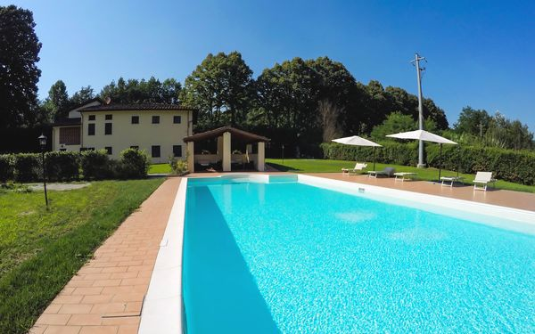 Apartment Casale Le Fiabe in affitto a Monsagrati
