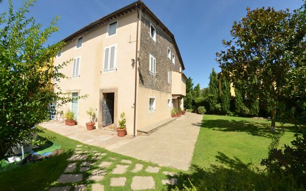 Alla Badia, Country House for rent in Lucca, Tuscany