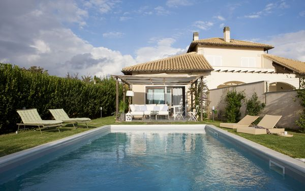 Villetta Golf Al Mare, Villa for rent in Marina Velca, Latium
