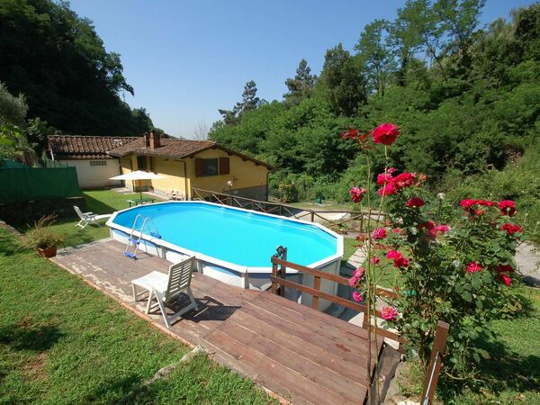 Casa Milena, Holiday Home for rent in Massa e Cozzile, Tuscany