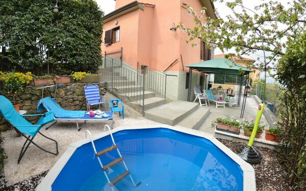 Geniva, Country House for rent in Stiava, Tuscany