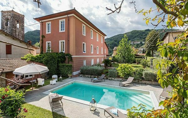 Al Prato, Villa for rent in Loppeglia, Tuscany