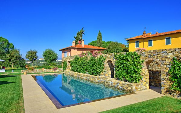 Villa Colleramole, Villa for rent in Certosa, Tuscany