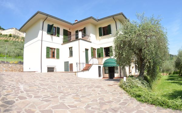 Villa Vaniglia Proprietà, Villa for rent in Lucca, Tuscany
