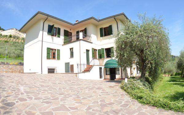 Villa Vaniglia, Villa for rent in Lucca, Tuscany