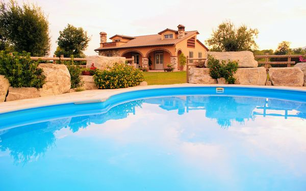 Tuscan Villa Exclusive Use Of Private Pool Ac Wifi, Villa for rent in Capannori, Tuscany