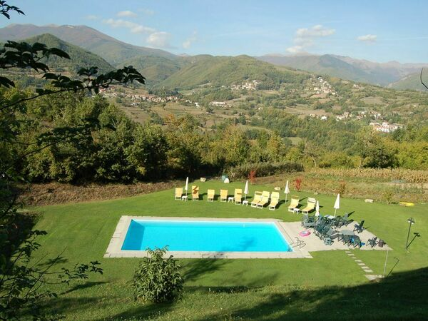 Al Sambuco, Country House for rent in Cortia, Tuscany