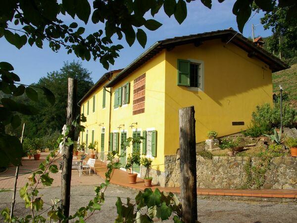 Allegria, Country House for rent in Stignano, Tuscany