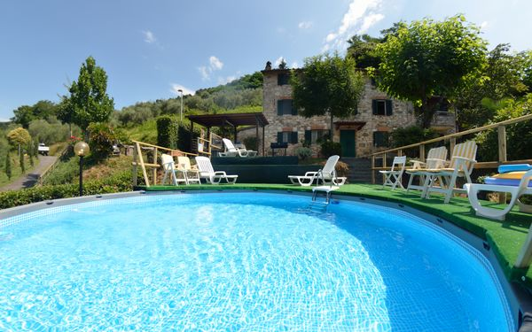 Casale Silvestro, Holiday Home for rent in Torcigliano, Tuscany