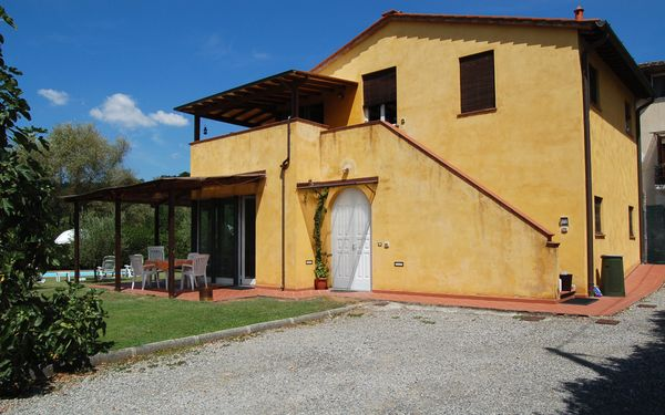 Amedeo, Holiday Home for rent in Lucca, Tuscany