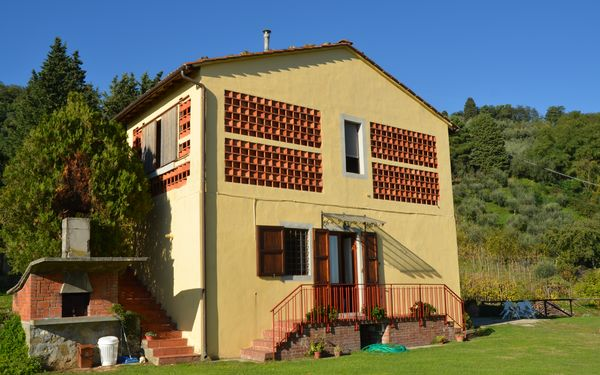 Aurora, Country House for rent in San Gennaro, Tuscany