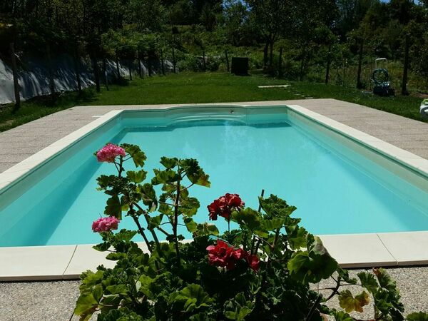 Casa Cuore, Holiday Home for rent in Montefegatesi, Tuscany