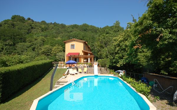 Casa Francesca, Country House for rent in San Martino In Freddana-monsagrati, Tuscany