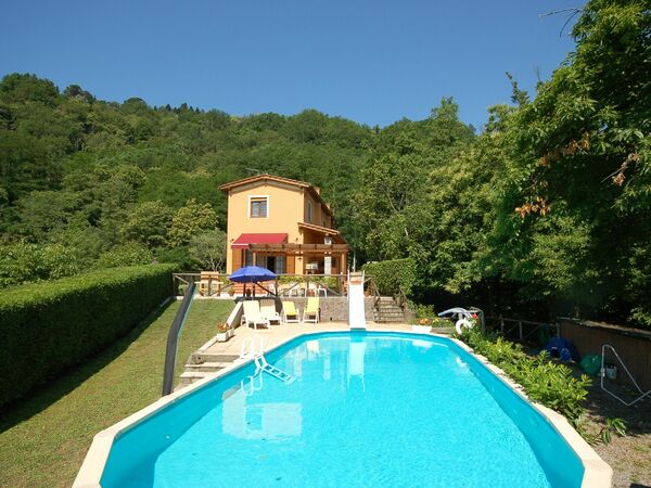 Casa Francesca, Country House for rent in San Martino In Freddana-monsagrati, Tuscany