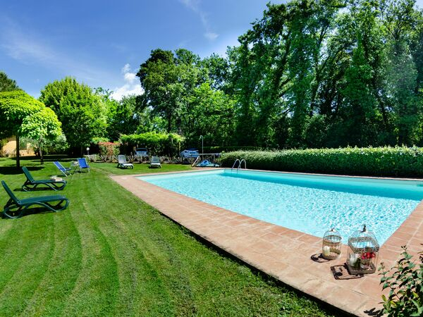 Il Fontanino, Country House for rent in Montecarlo, Tuscany
