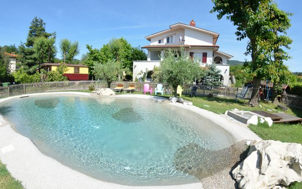 Villa Yadu, Villa for rent in Lucca, Tuscany